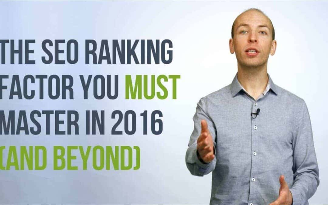 3 SEO Tips for 2016 by Backlino Expert Brian Dean. Love This Guy!